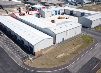 Thumbnail Commercial property to let in Unit 11, Phoenix Enterprise Park, Gisleham, Lowestoft