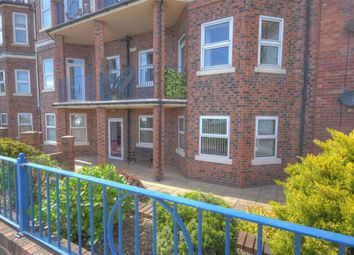 Thumbnail 2 bed flat for sale in South Marine Drive, Bridlington