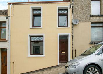Thumbnail 3 bed terraced house for sale in Regent Street, Dowlais, Merthyr Tydfil