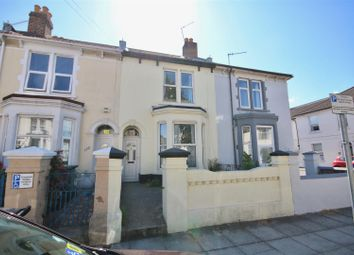 Thumbnail 3 bed terraced house to rent in St. Andrews Road, Southsea
