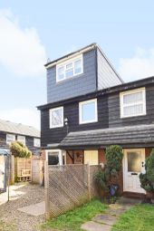 Thumbnail 2 bed end terrace house for sale in School Lane, Surbition