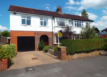 Thumbnail 4 bedroom semi-detached house for sale in Southgate, Fulwood, Preston, Lancashire