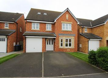 Thumbnail 6 bed detached house for sale in Wakenshaw Drive, Newton Aycliffe