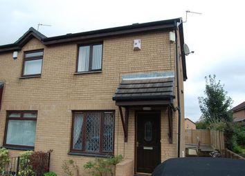 Thumbnail 2 bed semi-detached house to rent in Shieldhall Gardens, Braehead, Renfrew