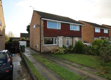 Thumbnail 2 bed semi-detached house for sale in Chepstow Close, Garforth, Leeds