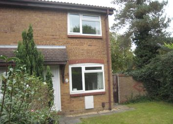 Thumbnail 2 bed end terrace house to rent in Walker Gardens, Hedge End