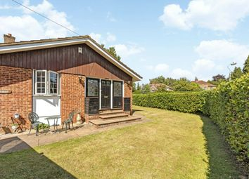 Thumbnail 2 bed detached bungalow for sale in Garners Road, Chalfont St Peter, Buckinghamshire