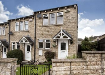 Thumbnail 2 bed end terrace house for sale in Moor End Lane, Dewsbury, West Yorkshire