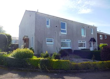 Thumbnail 3 bedroom semi-detached house for sale in Innellan Road, Wemyss Bay