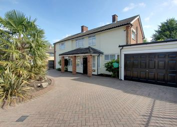 Thumbnail 4 bedroom detached house for sale in Tavistock Close, Potters Bar