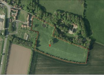 Thumbnail Land for sale in Church Hill, Reighton, Filey