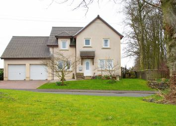 Thumbnail 4 bedroom detached house for sale in Ayr Road, Ravenstruther, Lanark