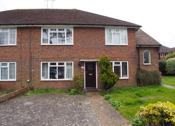Thumbnail 2 bedroom flat to rent in Upper Brighton Road, Broadwater, Worthing