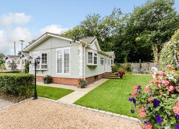 Thumbnail 2 bed mobile/park home for sale in Wyatts Covert, Uxbridge, Buckinghamshire