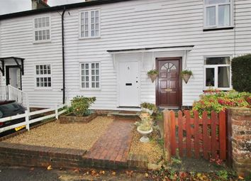 Thumbnail 2 bed cottage to rent in Bethel Road, Sevenoaks
