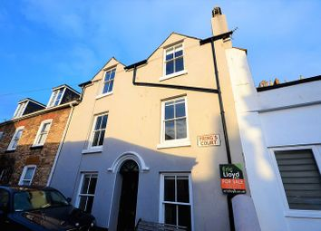 Thumbnail 4 bed terraced house for sale in Market Street, Brixham