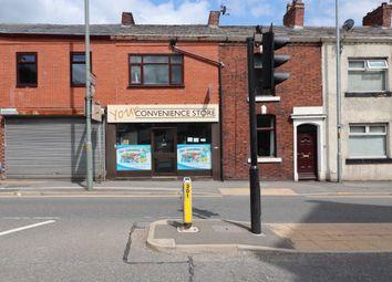 Thumbnail Retail premises for sale in Blackburn Road, Darwen