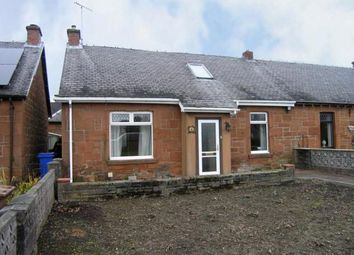 Thumbnail 3 bed semi-detached house for sale in Bank Avenue, Cumnock, East Ayrshire