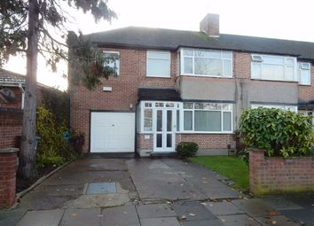 Thumbnail 4 bed end terrace house for sale in Clunbury Avenue, Norwood Green, Middlesex