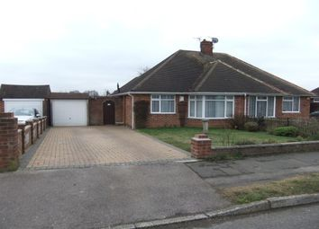 Thumbnail 2 bed bungalow to rent in Roseleigh Avenue, Maidstone