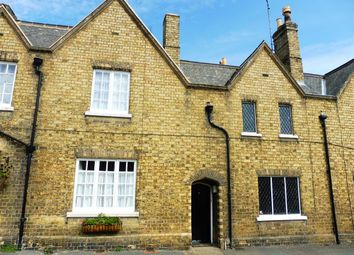 Thumbnail 3 bedroom terraced house for sale in Wisbech Road, Thorney, Peterborough