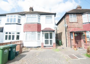 Thumbnail 3 bed semi-detached house to rent in Long Lane, Stanwell