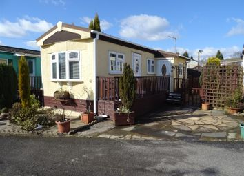 Thumbnail 2 bed mobile/park home for sale in St. Christophers Park, Ellistown, Leicestershire