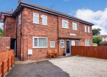 3 bed semi-detached house for sale in Chequerfield Road, Pontefract WF8