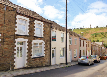 Thumbnail 1 bed terraced house for sale in Alexandra Road, Pontycymer, Bridgend