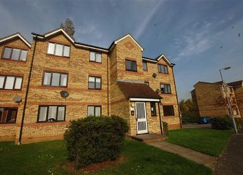 Thumbnail 1 bedroom flat to rent in Prestatyn Close, Stevenage, Hertfordshire