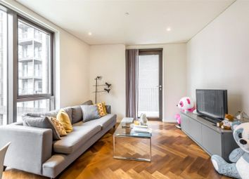 Thumbnail 2 bed flat for sale in Ambassador Building, Embassy Gardens, New Union Square