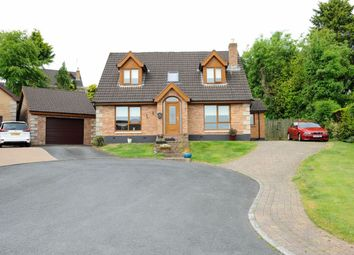 Thumbnail 4 bed detached house for sale in Fort Hill Close, Dundonald, Belfast