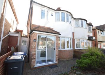 Thumbnail 3 bed property to rent in Falconhurst Road, Selly Oak, Birmingham