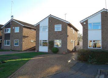 Thumbnail 4 bedroom detached house for sale in Barnstaple Close, Abington Vale, Northampton