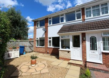 Thumbnail 5 bed semi-detached house for sale in Castle Close, Tamworth
