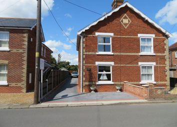 Thumbnail 2 bed semi-detached house for sale in Captains Road, West Mersea, Colchester