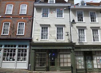 Thumbnail Retail premises to let in High Street, Gravesend