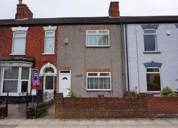 Thumbnail 3 bed terraced house for sale in Earl Street, Grimsby