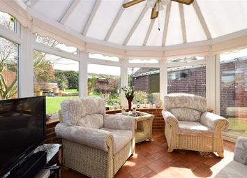 Thumbnail 4 bed semi-detached bungalow for sale in Fairview Road, Istead Rise, Kent