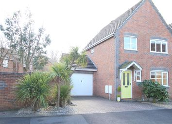Thumbnail 3 bed detached house for sale in Buchan Avenue, Whiteley, Fareham