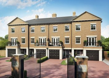Thumbnail 4 bedroom end terrace house for sale in Priory Gate, Mill Road, Hertford, Hertfordshire