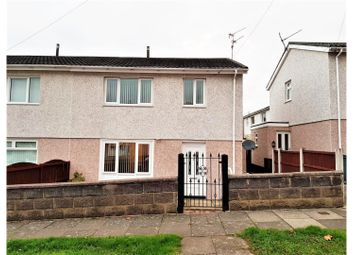 Thumbnail 3 bed semi-detached house for sale in Springfields Road Springfields, Stoke-On-Trent