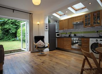 Thumbnail 2 bed maisonette for sale in Nightingale Road, London