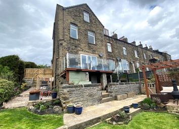 Thumbnail 4 bed end terrace house for sale in John Street, Oakworth, Keighley