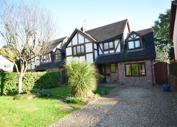 Thumbnail 4 bed detached house for sale in Birchwood Grove, Higher Heath, Whitchurch