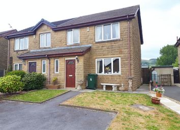 Thumbnail 3 bed semi-detached house for sale in Marl Pits, Rawtenstall, Rossendale