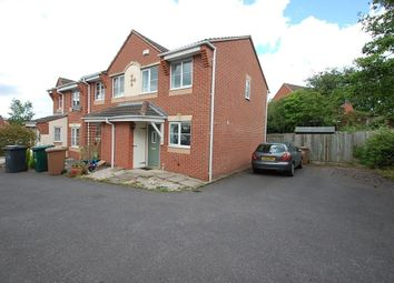 Thumbnail 2 bed property to rent in Ensor Close, Swadlincote, Derbyshire