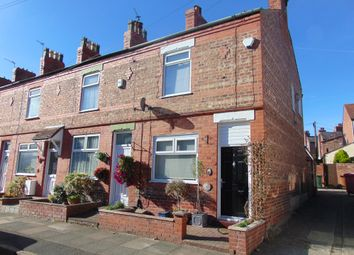Thumbnail 2 bed end terrace house to rent in Sandfield Road, Bebington, Wirral, Merseyside