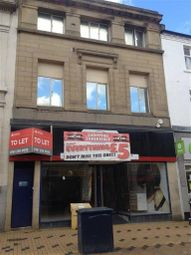 Thumbnail Retail premises to let in New Street, Huddersfield, Huddersfield