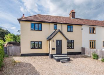 Thumbnail 4 bed semi-detached house for sale in Little Horkesley, Colchester, Essex